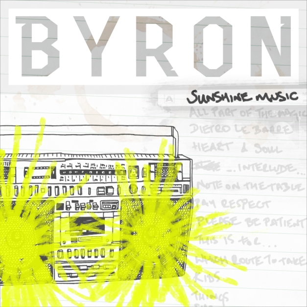 ByronSunshineMusicCover