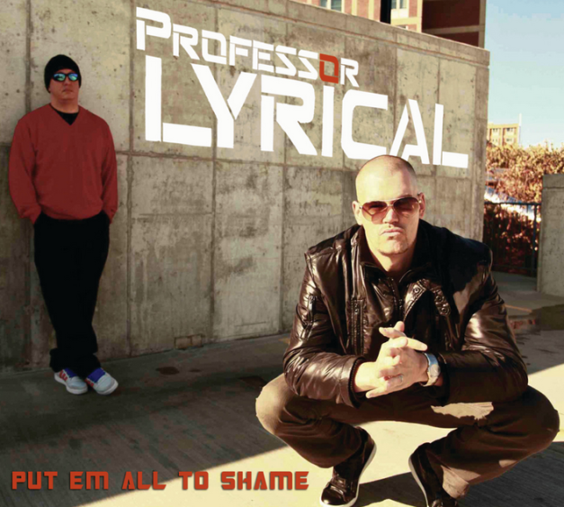 Professor Lyrical Put Em All To Shame Cover