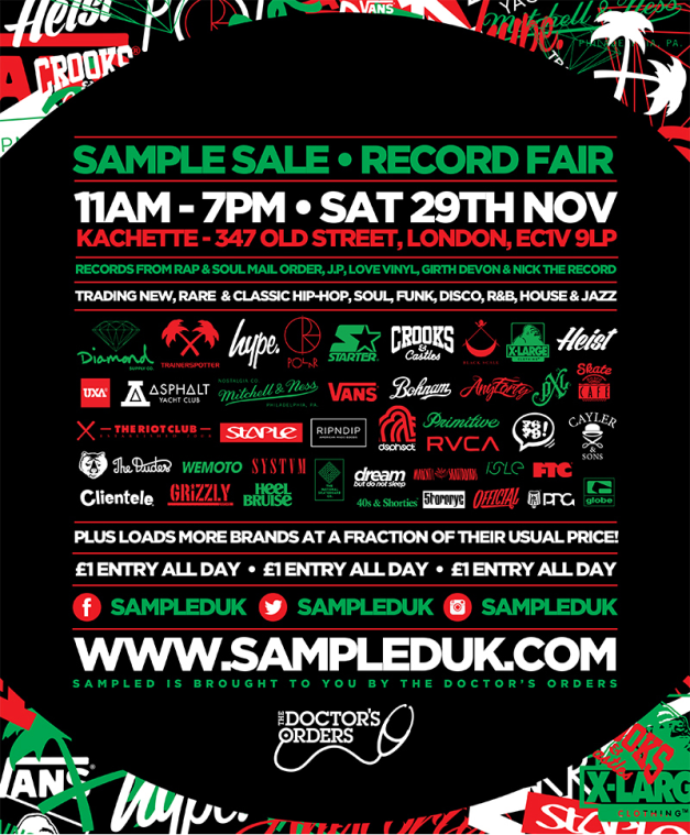 SAMPLED2014