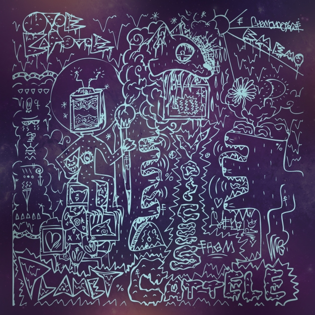 Onoe Caponoe - Voices From Planet Cattele - Front Cover