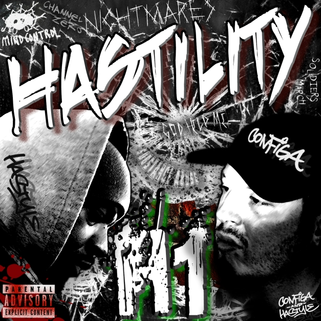 Hastility (H1) Front Cover