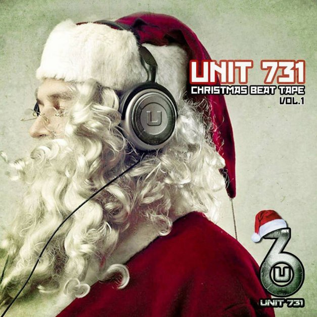 unit731xmasbeattape