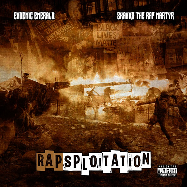 Endemic Emerald & Skanks - Rapsploitation web